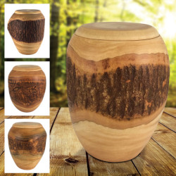 Raw Country Urn